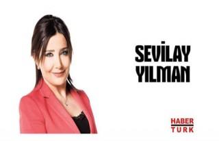 Sevilay Yılman'dan Bayan Gürkan'a Övgü!