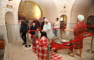Tahtalı Hamam Müzesini Yaklaşık 50 Bin Kişi Gezdi!