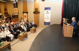 'Torunlarımızın geleceği Türkiye'sini inşa...