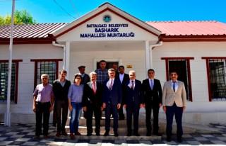 Vali Aydın Baruş Ataköy-Paşaköşkü-Başharık...