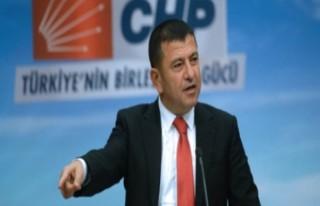 Veli Ağbaba Kıdem Tazminatı İçin Tbmm'ye Kanun...