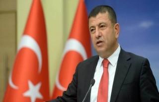 Veli Ağbaba:'Davutoğlu'nun Sözleri Araştırılmalıdır'