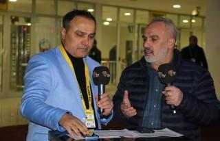 Vuslat TV Spor Müdürüne DARP İddiası