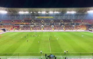 Yeni Malatyaspor Başakşehir'i Eli Boş Gönderdi!...