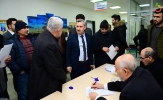 Başkan Çınar: 'Vatandaşımızın Mağdur Olmaması İçin Çalışıyoruz'