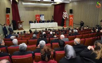 Başkan Güder, muhtarlarla deprem istişare toplantısı gerçekleştirdi
