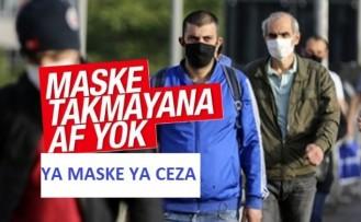 Malatya'da Maskesiz Dolaşanlara Ceza Yağdı