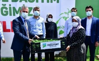 200 Bin Fide ile Tarımsal Desteğe Katkı