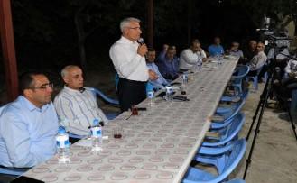 Başkan Güder: 'Bizim öncelikli vazifemiz, Battalgazi'mize hizmet etmektir'