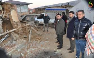CHP Heyeti Malatya'da İncelemelerde Bulundu