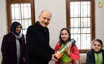 Bakan Yardımcısı Suver'den Yeşilyurt  Deprem Eğitim Simülasyon Merkezine Ziyaret