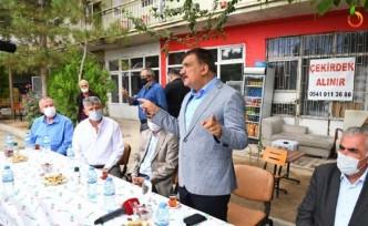 Başkan Gürkan,'Hizmetlerimiz Katlanarak Devam Edecektir'