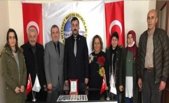 İYİ Parti Battalgazi İlçe Başkanlığından BİMYAD'a Ziyaret