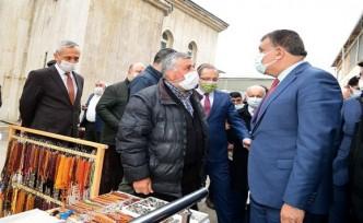 Miraç Kandili, Söğütlü Camii'nde Birlik Ve Beraberlik İçinde Kutlandı