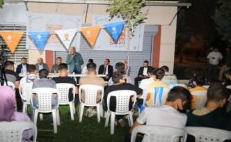 Başkan Güder, Yarınlarımızın Teminatı Gençlerle Buluştu