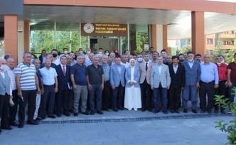 Çalık: 'Malatya'nın En Büyük Spor Kompleksi Yeşilyurt'a Yapılıyor'