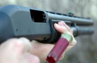 Malatya'da Yemek Yiyen Genç Pompalı Tüfekle Vuruldu