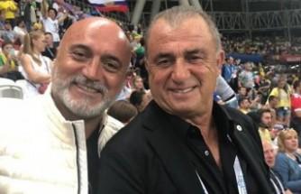 Karaman'dan Fatih Terim'e Destek Mesajı