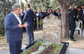 Fendoğlu, 'Türkeş, 80 yıllık hayatını Türklük şuur ve gururuna vakfetmiştir'
