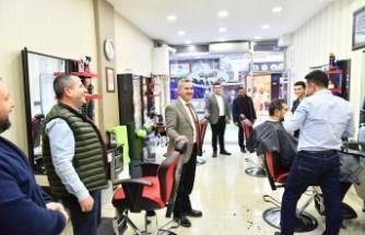 Yeşilyurt Belediyesi Esnafa 4 Milyon TL Ödeme Yaptı