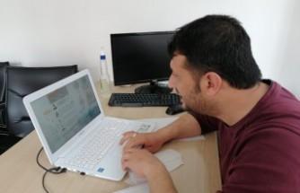 Yeşilyurt Belediyesi uzaktan eğitim sistemine başladı