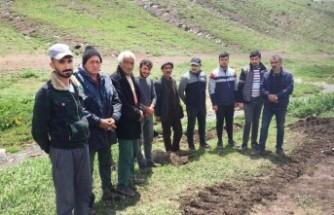 Yaylacıların İmdadına Malatya Büyükşehir Belediyesi Koştu