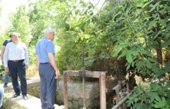 Başkan Güder'in Vizyon Projesi Derme Deresinde Çalışmalar Başladı