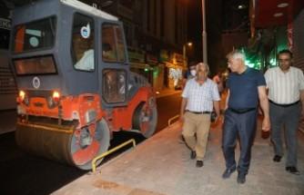 Battalgazi Belediyesi Gece Gündüz Demeden Hizmete Devam Ediyor