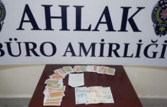 Malatya'da Fuhuş Yapanlara  9.250 TL Ceza