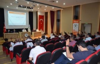 Temmuz Ayı Yeşilyurt Belediye Meclis Toplantısını Yapıldı