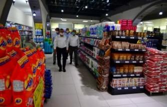 2.Yeşil Gıda Market Açıldı