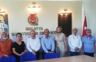 İYİ Parti Yeşilyurt İlçe Teşkilatından MGC'ye ziyaret
