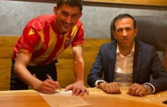 Jetmir Topalli Yeni Malatyaspor'da