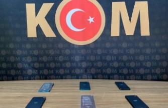 Malatya'da Gümrük Kaçağı Telefon Ele Geçirildi