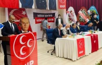 MHP'de Kongre Süreci Devam Ediyor