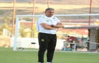 Hamzaoğlu, 'Amacımız her oyuncumuzu hazır tutmak'