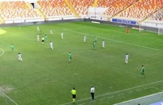 Maç Sonucu: Malatya Yeşilyurt Belediyespor-Payasspor 1-1