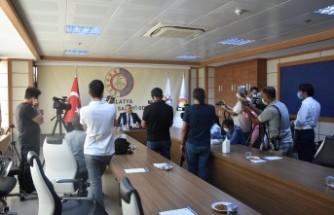 Sadıkoğlu'ndan Malatya Basınına Teşekkür