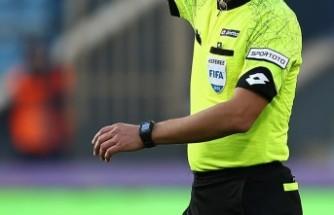 Beşiktaş-YMS maçının hakemi belli oldu