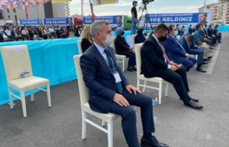Çınar'dan Erdoğan'ı Bağrına Basan Malatyalılara Teşekkür