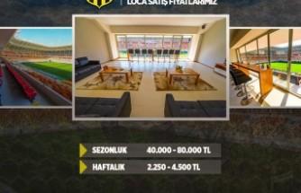 Yeni Malatyaspor Loca Satışına Başladı