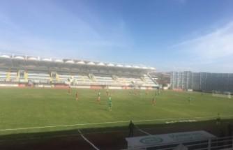 Yeşilyurt Belediyespor Türkiye Kupasına Veda Etti