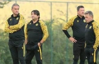 Hamzaoğlu,'Takımda  patron benim dedi'