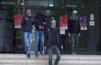 Malatya'da PKK/KCK Operasyonu...3 Gözaltı