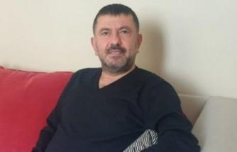 Veli Ağbaba'da Koronavirüse Yakalandı