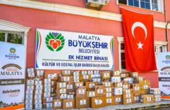 Büyükşehir Belediyesi 19 Milyon 296 Bin Liralık Sosyal Yardımda Bulundu
