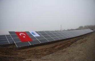 Kale Belediyesinin Güneş Enerjisi Santrali açıldı