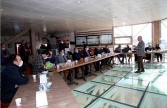 Levent Vadisi Adrenalin Parkı Projesi Tanıtım Toplantı Düzenlendi