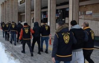 Malatya Polisinden Eş Zamanlı Eskort Sitesi Operasyonu