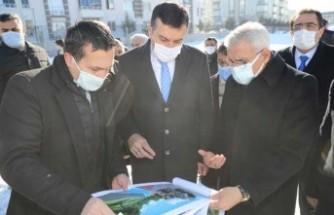 Milletvekili Tüfenkci:'Yeni Bir Battalgazi İnşa Ediliyor'